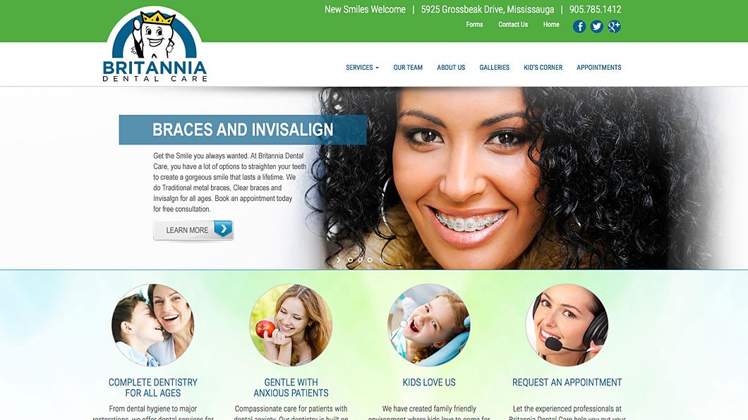 Britannia Dental Care