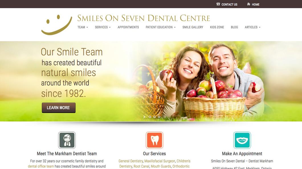 Smiles On Seven Dental Centre