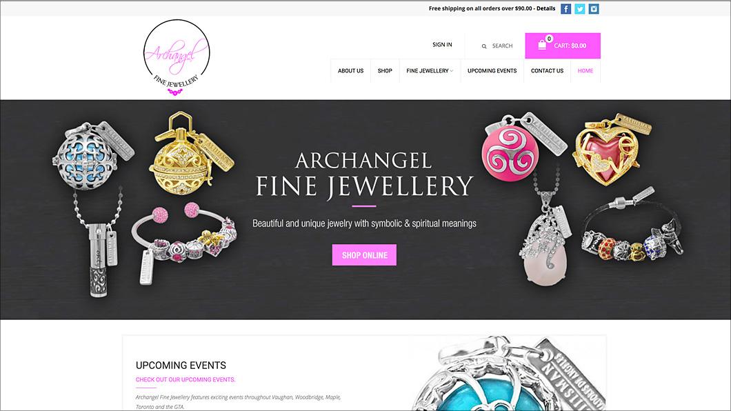 Archangel Fine Jewellery