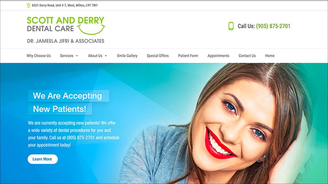 Scott And Derry Dental Care