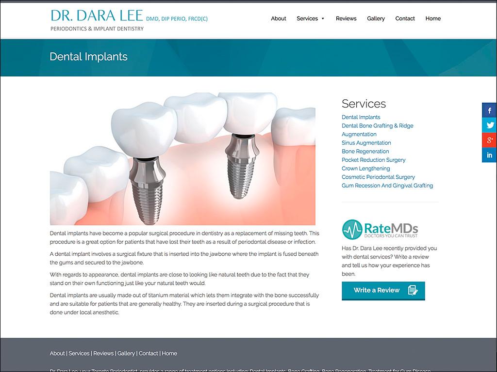 Platinum Design | Dr Dara Lee