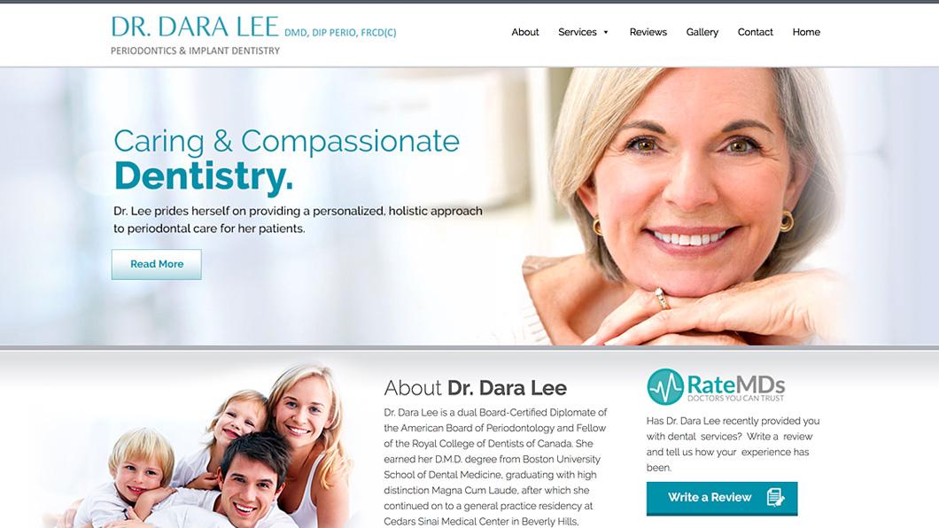 Dr Dara Lee