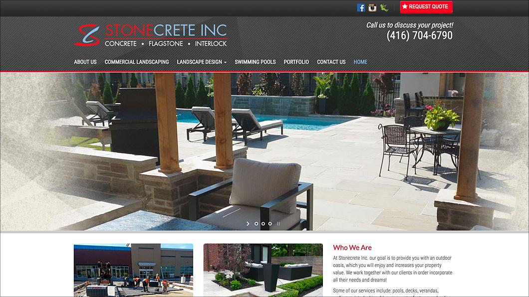 Stonecrete Inc